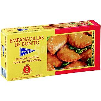 HIPERCOR empanadillas de bonito estuche 250 g