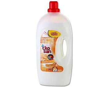 EKOSAN Detergente líquido lavado a máquina Marsella 4 Litros