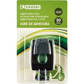 Eroski Ambientador coche aire montaña Pack 1 unid