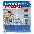 Anguriña congelada 2 envases de 130 g Pescanova