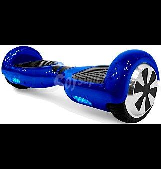 Patinete hoverboard azul 1 UNI