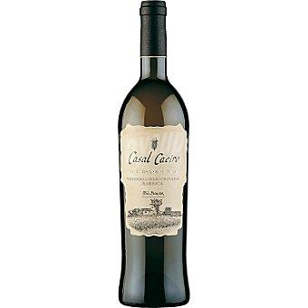 Casal caeiro Vino blanco Albariño vendimia seleccionada barrica D.O. Rías Baixas Botella 75 cl