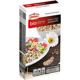 BIORITMI Arroz y trigo sarraceno ecologico para acompañar carnes aves y pescados envase 250 g Envase 250 g