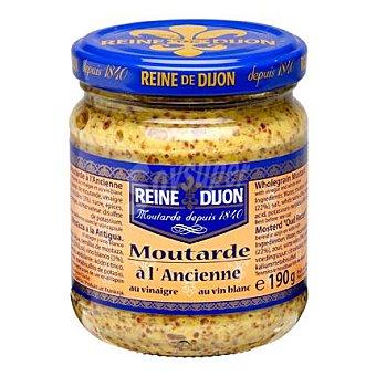 Reine de Dijon Mostaza de grano 190 g