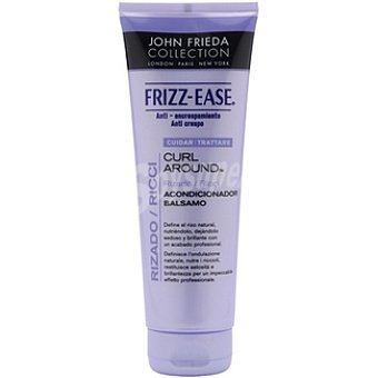 JOHN FRIEDA Frizz Ease Curl Around Acondicionador bálsamo rizado Frasco 250 ml