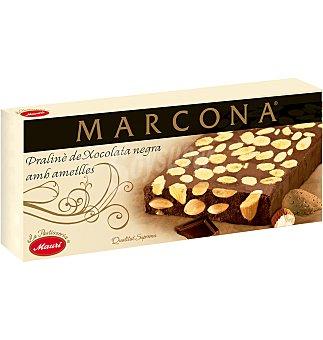 Marcona Turron chocolate almendra 200 g