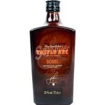 Triple Seco Licor Botella 70 cl