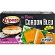 Cordon bleu de pechuga de pollo jamón york y queso  envase 360 g Fripozo