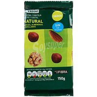 Eroski Coctail natural Bolsa 150 g