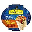 Relleno para fajitas y burrtos, pollo y pimientos 300 g Carretilla