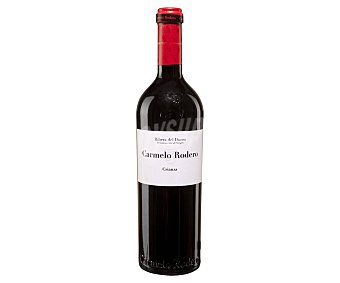 Carmelo Rodero Vino tinto crianza con denominación de origen Ribera del Duero Botella de 75 cl