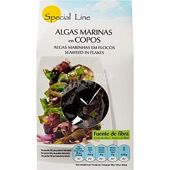 Special Line Ensalada de algas marinas con copos Envase de 25 g
