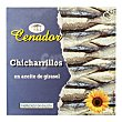 Chicharrillo en aceite vegetal 180 g Cenador