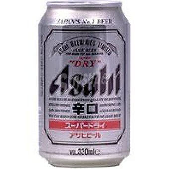 SUSHITAKE Asahi Dry Lata 33 cl