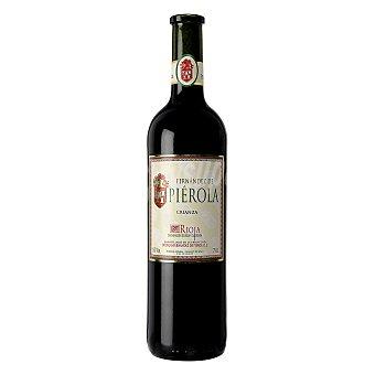 Pierola Vino tinto crianza D.O. Rioja Botella 75 cl