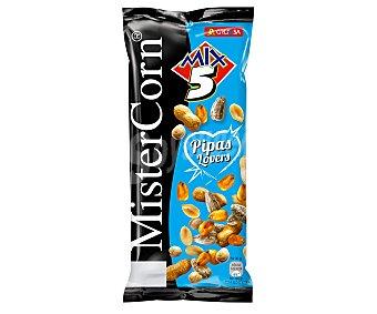 MisterCorn Grefusa Cocktail de frutos secos 5 bolsa de 115 gramos
