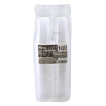 Nupik Vasos transparentes con capacidad 300 cl  100 uds