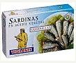 Sardinillas en aceite vegetal 65 g Vigilante