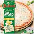 Formaggi pizza 4 quesos con edam emmental mozzarela y gorgonzola especial para micro Caja  310 g Buitoni
