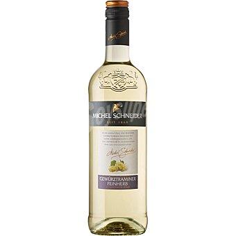 MICHEL SCHNEIDER Vino blanco gewurtzaminer de Alemania Botella 75 cl