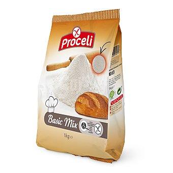 Proceli Preparado panificable sin gluten Paquete 1 kg