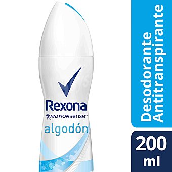 Rexona Desodorante Spray Rexona Women Algodón 200 ml 200 ml
