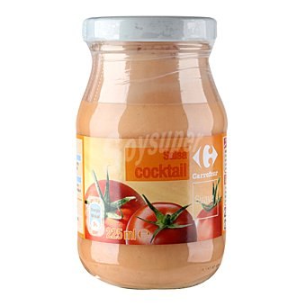 Carrefour Salsa Rosa 250 ml