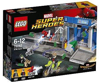 LEGO Marvel Super Heroes 76082 Juego de construcciones con 185 piezas Atraco al cajero automático, Marvel Super Heroes 76082 lego