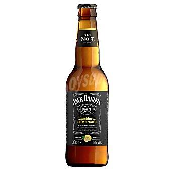 Jack Daniel's Whisky con limón Botella 33 cl