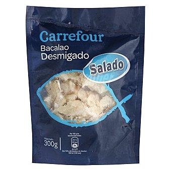 Carrefour Bacalao desmigado 300 g