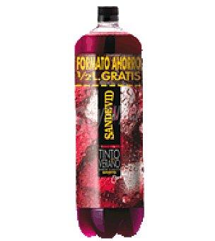 Sandevid Tinto de verano clásico Botella de 2 l