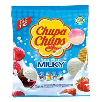 Chupa Chups Caramelo milky Bolsa 84 gr