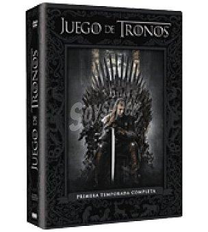 Juego de Tronos T1 DVD Vivas
