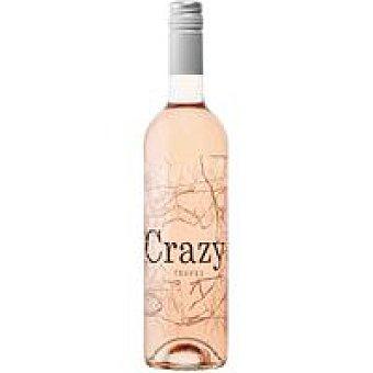 CRAZY Vino Rosado Vin Pays Var Francia Botella 75 cl