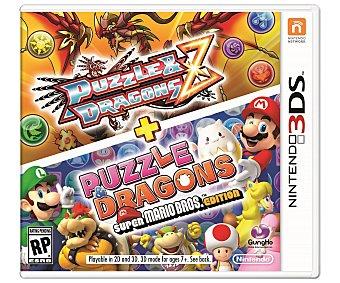 Nintendo Puzzle&dragons Z 3Ds 1 Unidad