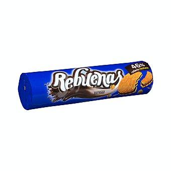 Hacendado Galleta rellena chocolate rebuena Paquete 500 g