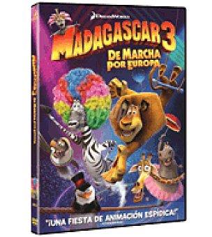 Madagascar 3DVD