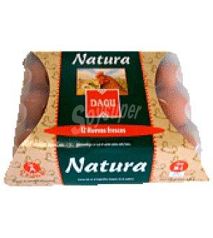 Dagu Huevos Natura 12 unidades