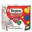 Papel de cocina 2 rollos Regina