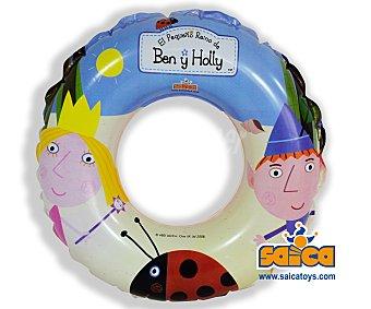 SAYCA TOYS Flotador de Ben & Holly 1 unidad