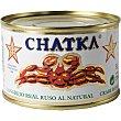 Cangrejo ruso 60% patas lata 185 g lata 185 g Chatka