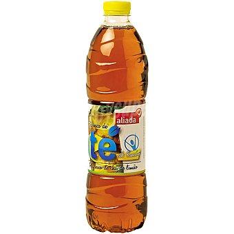 Aliada Refresco de té al limón sin azúcar Botella 1,5 l