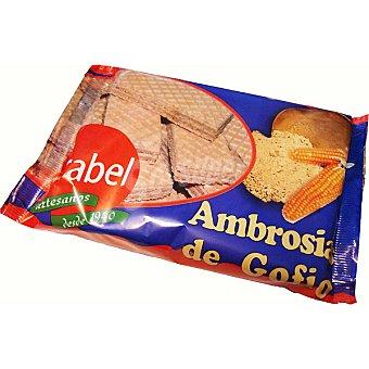 Trabel Ambrosías rellenas de gofio Paquete 125 g