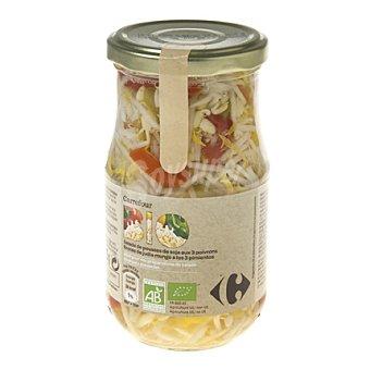 Carrefour Bio Ensalada pimientos 175 g