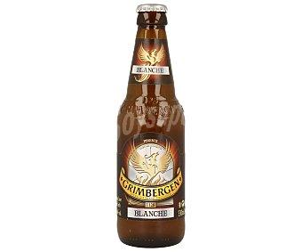 Grimbergen Cerveza blanche Botella 33 cl