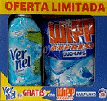 Wipp Express DETERGENTE EXPRES DUO-CAPS+VERN 36 UNI