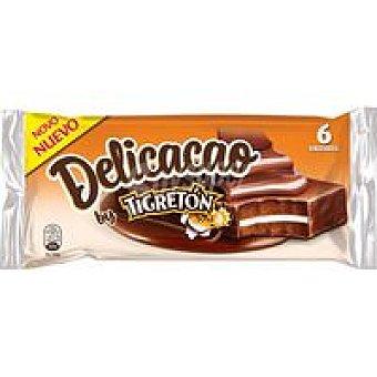 Bimbo Pastelito Delicacao 6 unid