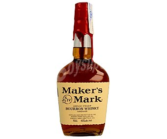MAKER'S MARK  Whisky americano Botella 70 cl