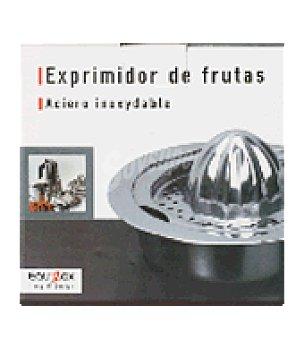 Carrefour Exprimidor inox DIAM.13.5CM