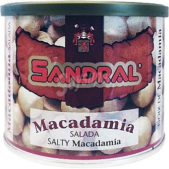 Sandral nueces de macadamia lata 300 g